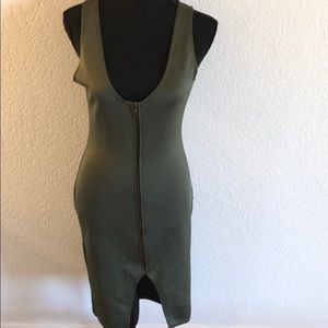 Dresses & Skirts - Mean green